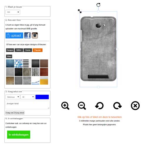 Funda Alcatel One Touch Pop C7 Dura Personalizada Hard Case