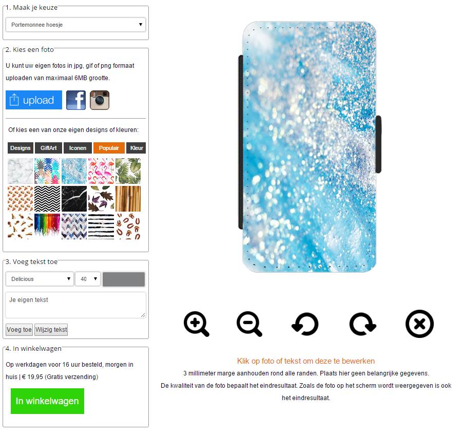 Carcasa personalizada Samsung Galaxy S6 Edge Plus