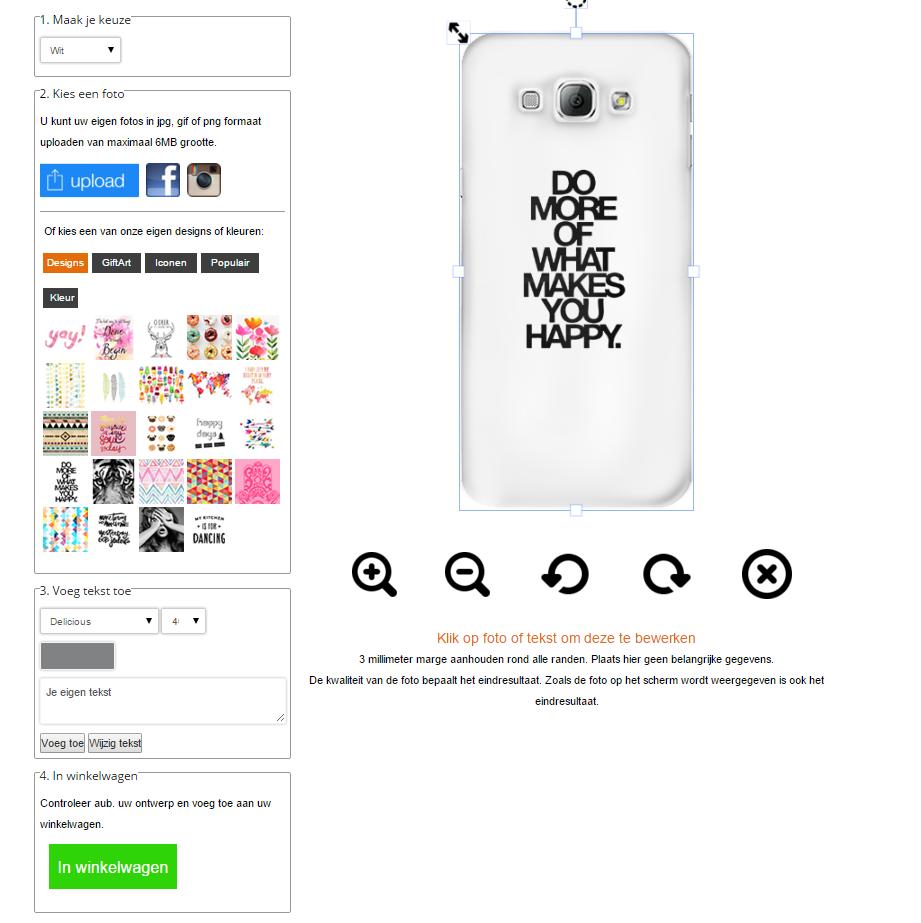 funda personalizada Samsung Galaxy A8