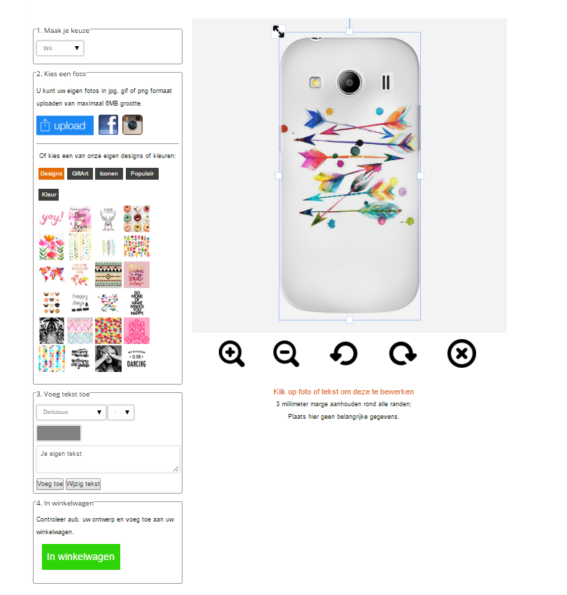 funda personalizada Samsung Galaxy Ace 4