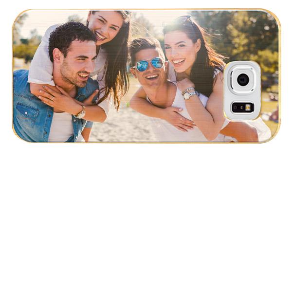 Carcasa de madera Galaxy S7