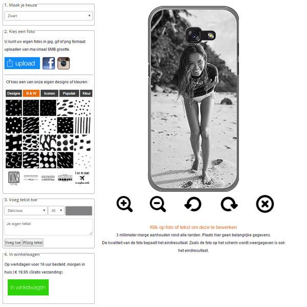 funda personalizada Galaxy A5