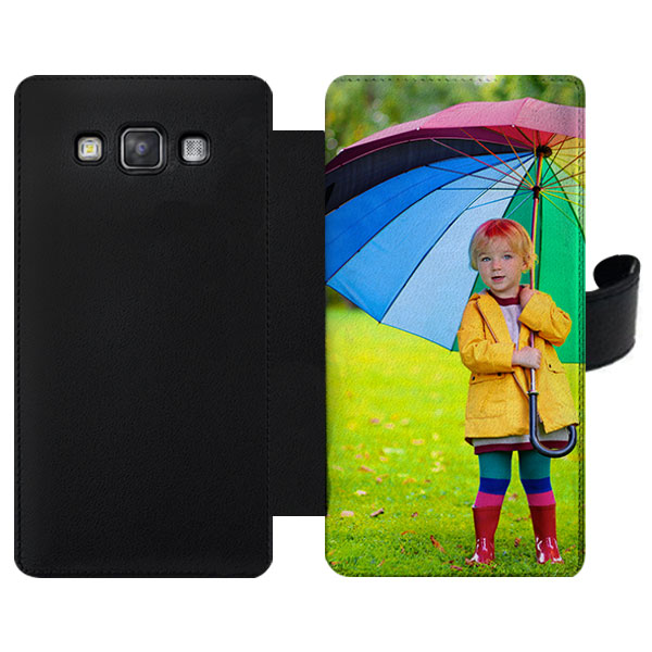 funda personalizada con tarjetero para samsung Galaxy A5