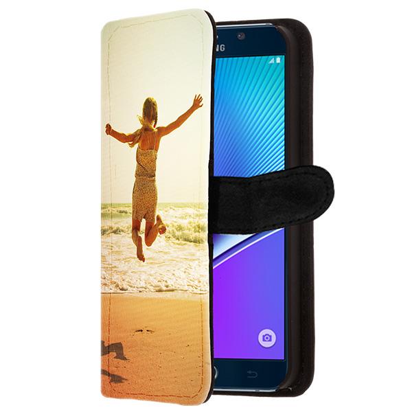 carcasas personalizadas billetero Samsung Galaxy Note 5