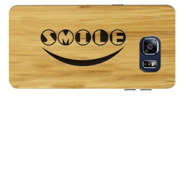 fundas de madera personalizadas para Samsung Galaxy S6
