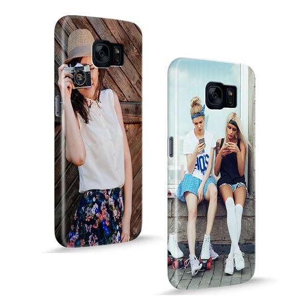 carcasa personalizada con bordes impresos Samsung Galaxy S7