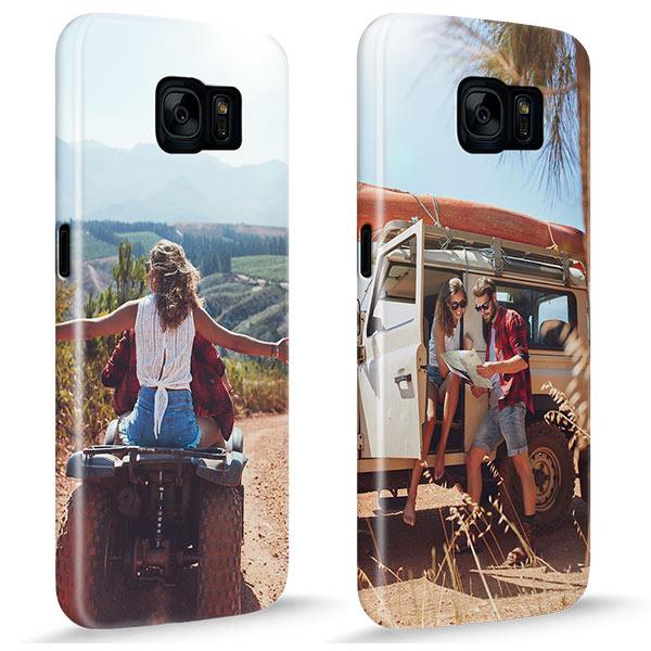carcasas personalizadas Samsung Galaxy S7 resistentes