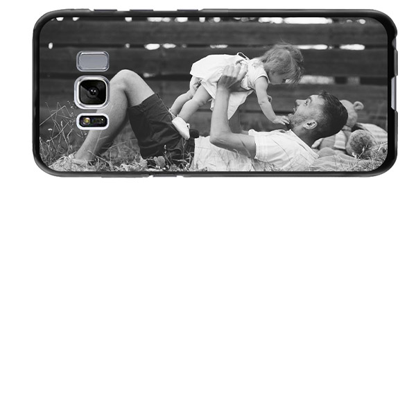 carcasa rígida Galaxy S8 personalizada