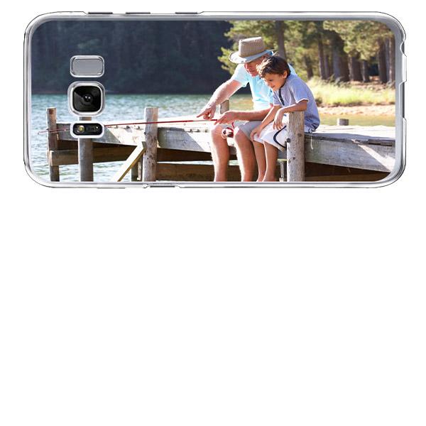 Carcasa rígida Galaxy S8 plus personalizada