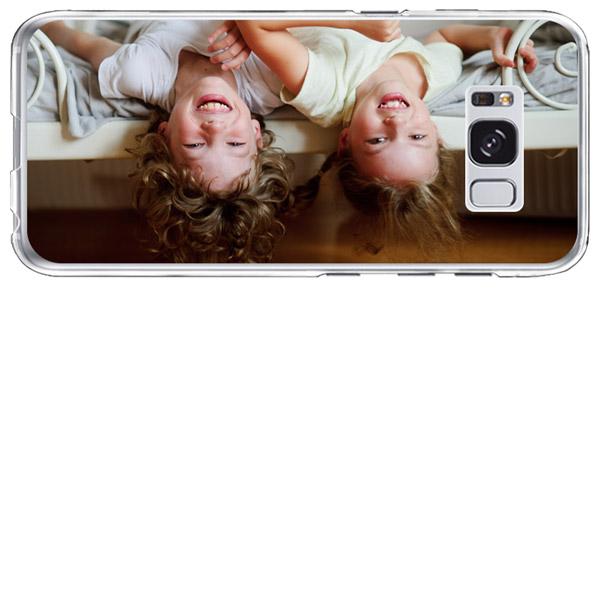 Galaxy S8 plus softcase maken