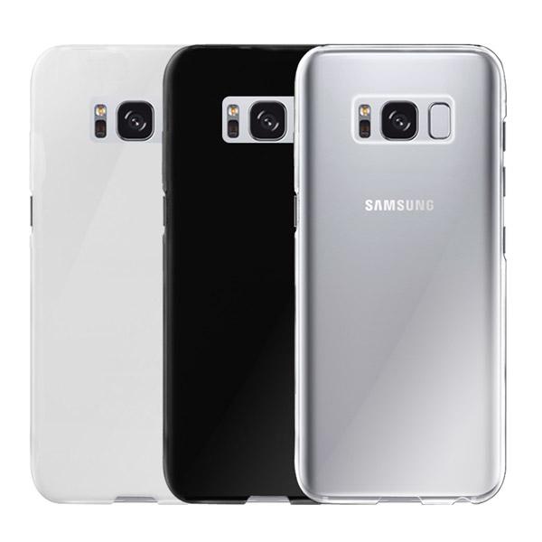 funda personalizada blanda galaxy S8 con foto