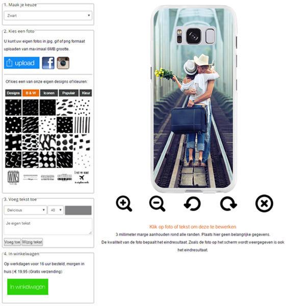 carcasa personalizada Galaxy S8