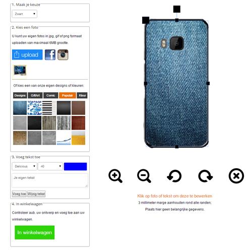 Fundas personalizadas para HTC One M9