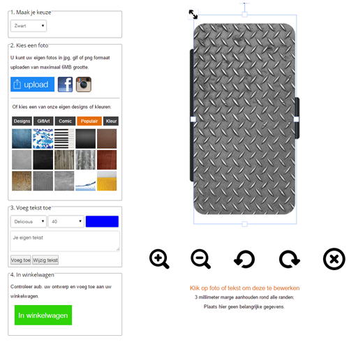 Fundas personalizadas HTC One M9