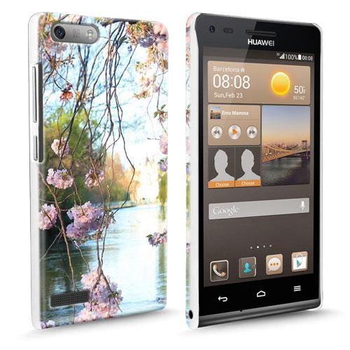 carcasas personalizadas Huawei Ascend G630