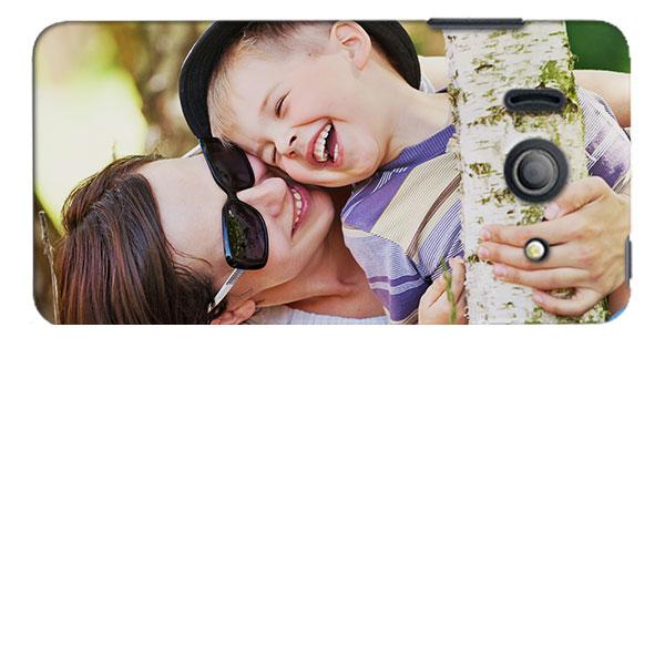 Huawei Ascend Y300 - carcasa personalizada - Transparente