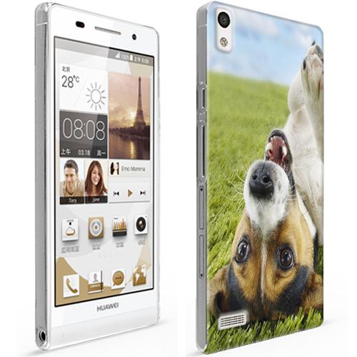 Carcasas personalizadas Huawei Ascend P8
