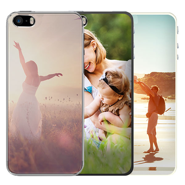 carcasas personalizadas iphone 5(S) o 5SE