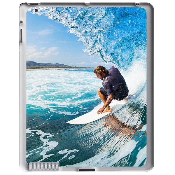 funda personalizada iPad blanda