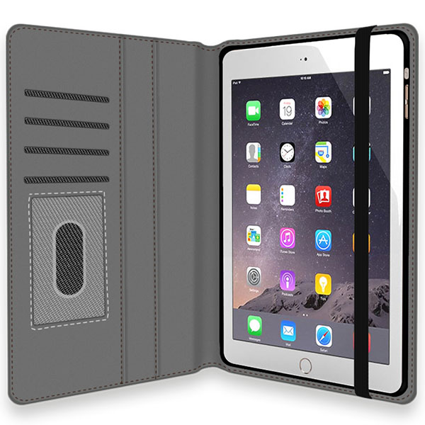 iPad air funda billetero