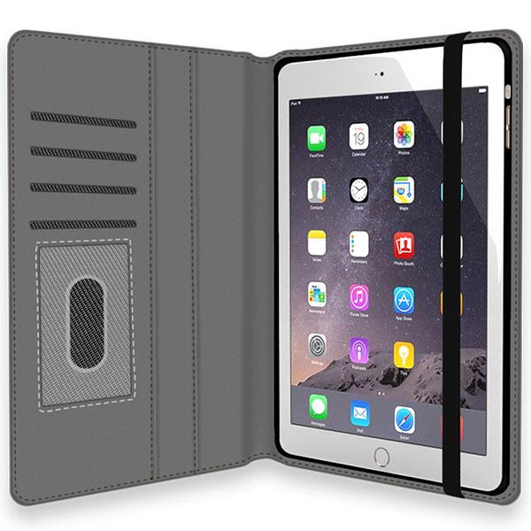 iPad air funda billetera