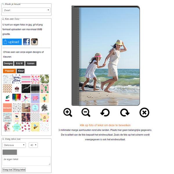 iPad air 2 funda billetero