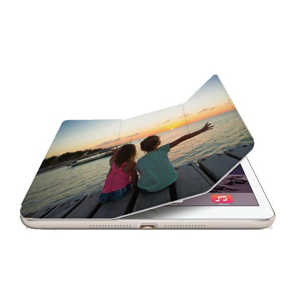 funda personalizada inteligente con tapa iPad mini 4