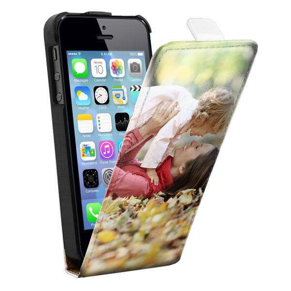 fundas personalizadas iPhone 5(S) y iPhone SE con tapa