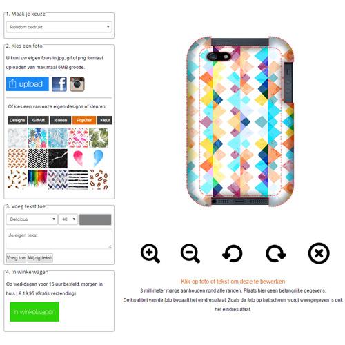 funda personalizada iPhone 5S y iPhone SE