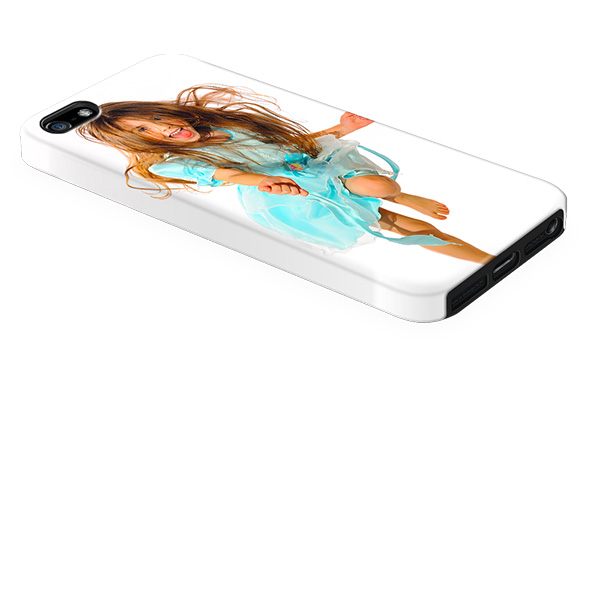 carcasas personalizadas resistentes iPhone 5(S) y iPhone SE