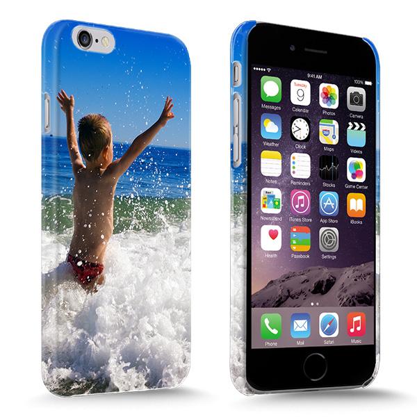 Carcasas personalizadas iPhone 6 6S bordes impresos