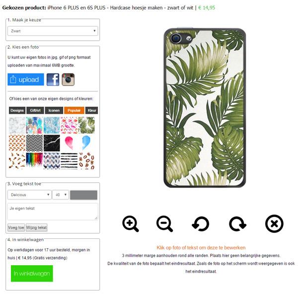funda personalizada iPhone 6 plus / iPhone 6S Plus
