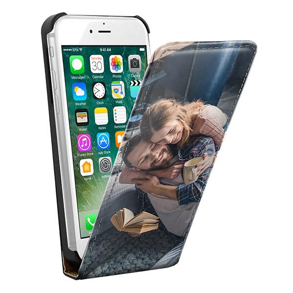 Funda personalizada con tapa iPhone 7