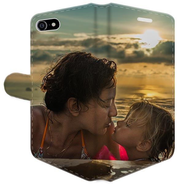 iPhone 6 6S funda personalizada tarjetas impresión completa