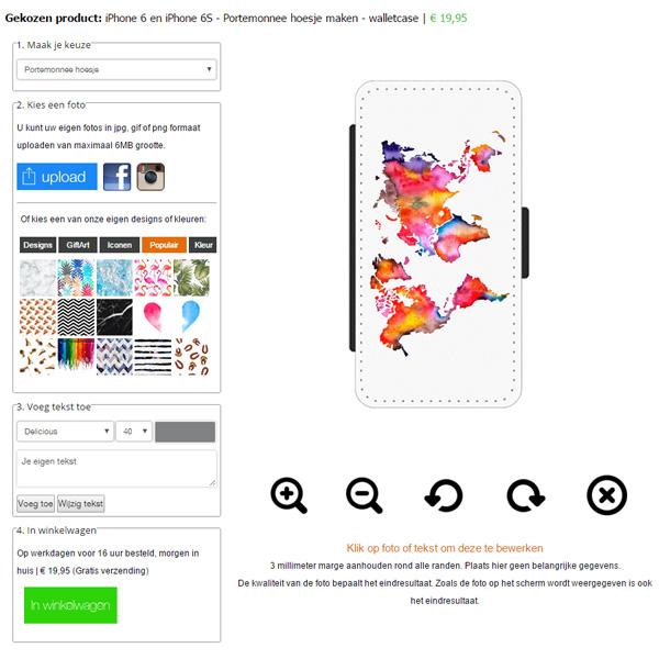 Funda personalizada iPhone 7