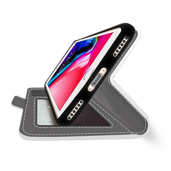 funda personalizada billetera iPhone 8