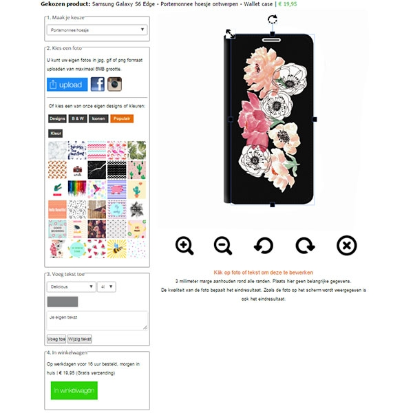 Funda personalizada iPhone 8