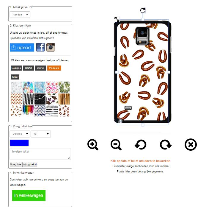 carcasas personalizadas samsung galaxy Note 4 edge