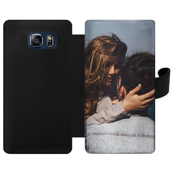 Carcasa billetero para Samsung Galaxy S6 Edge Plus