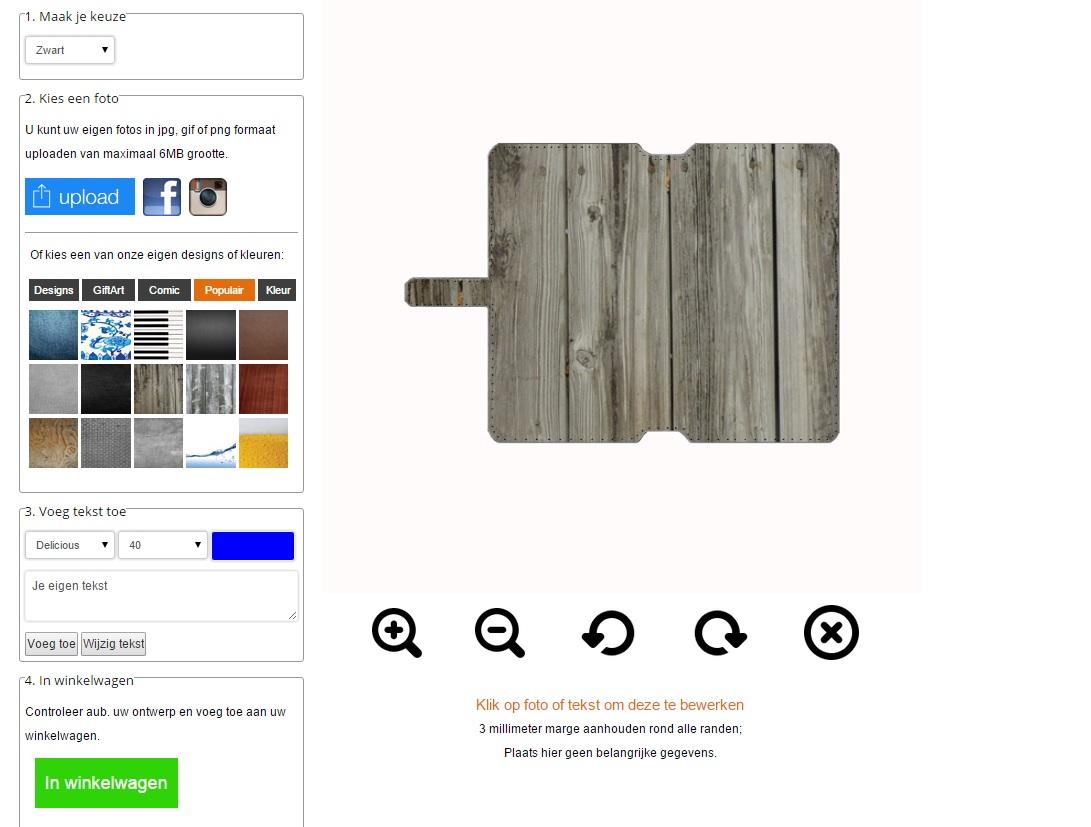 personaliza tu carcasa para Samsung Galaxy S6 impresión completa