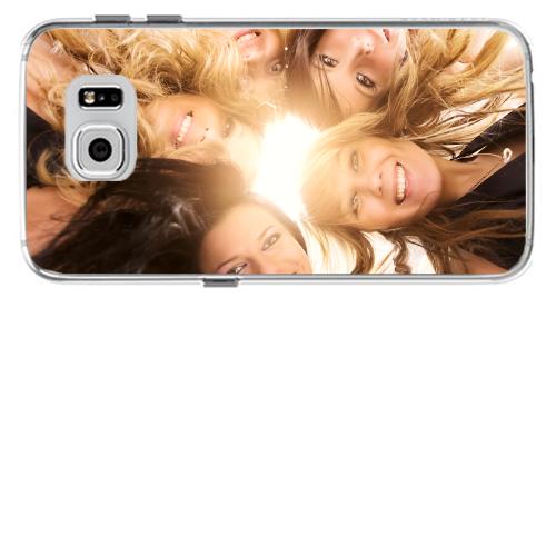 carcasa personalizada rígida Galaxy S7