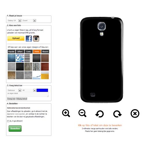 Carcasa personalizada Samsung Galaxy S6