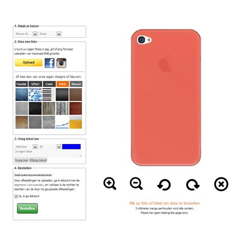 fundas personalizadas iPhone 4 y 4S
