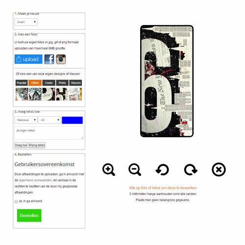 Funda personalizada Samsung Galaxy S4 mini